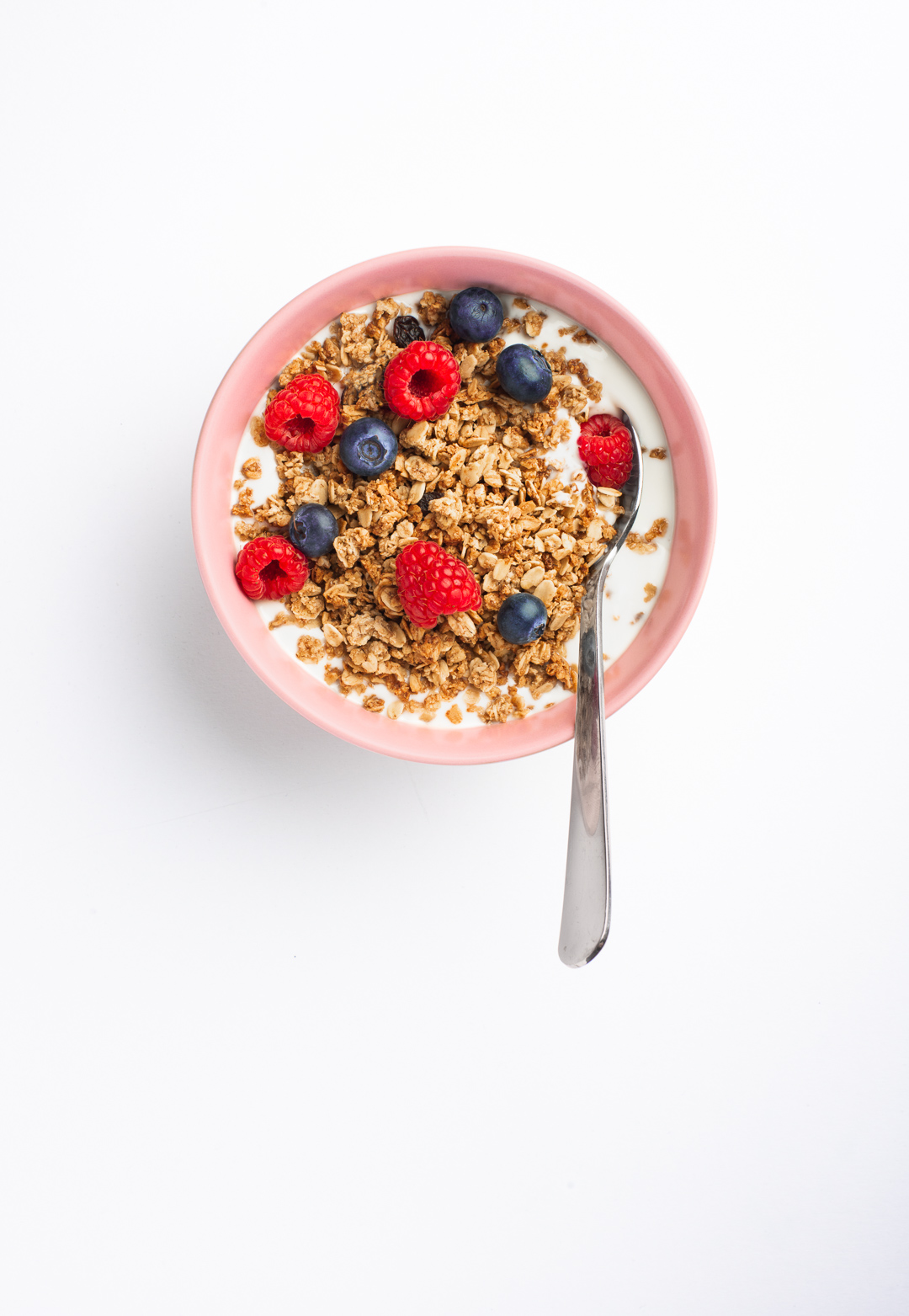 Breakfast cereals - food photography