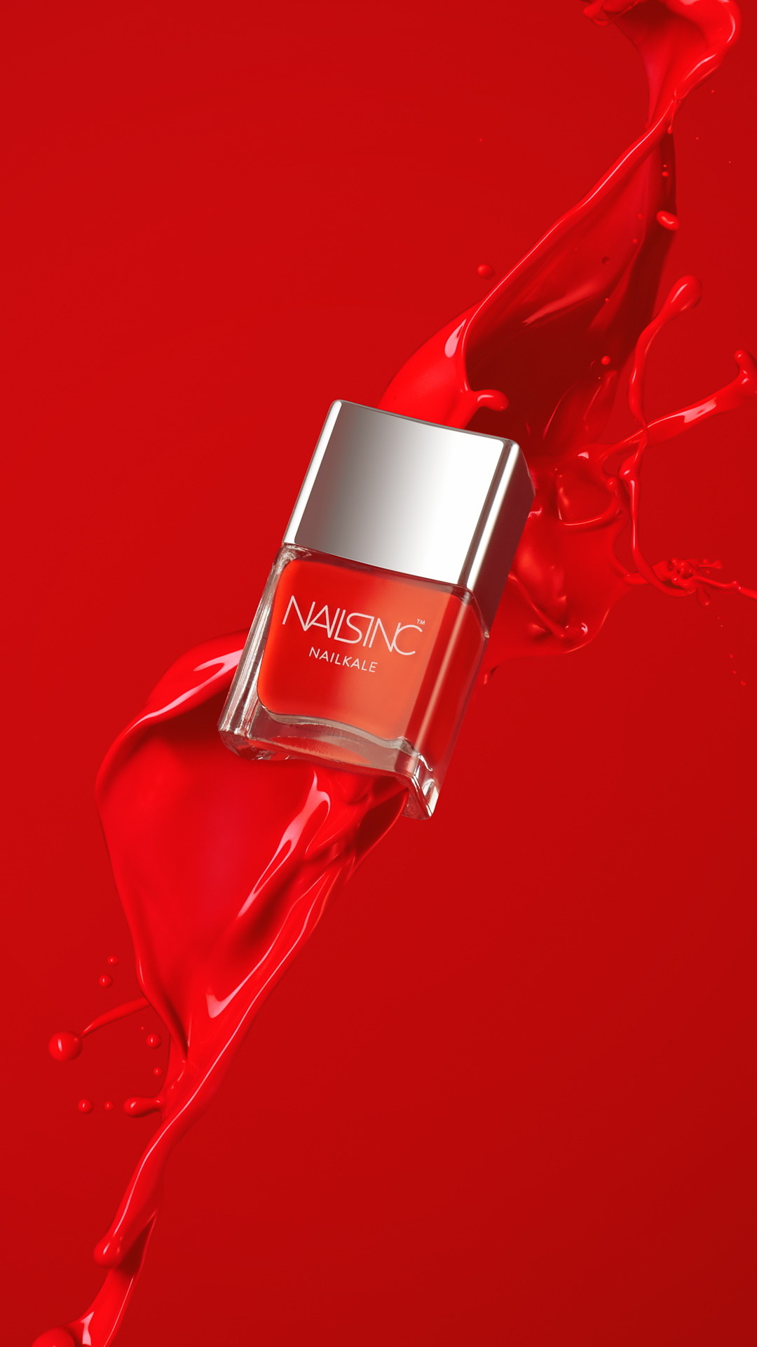 Nails Inc nail polish – Food, Beverage and Product Photography