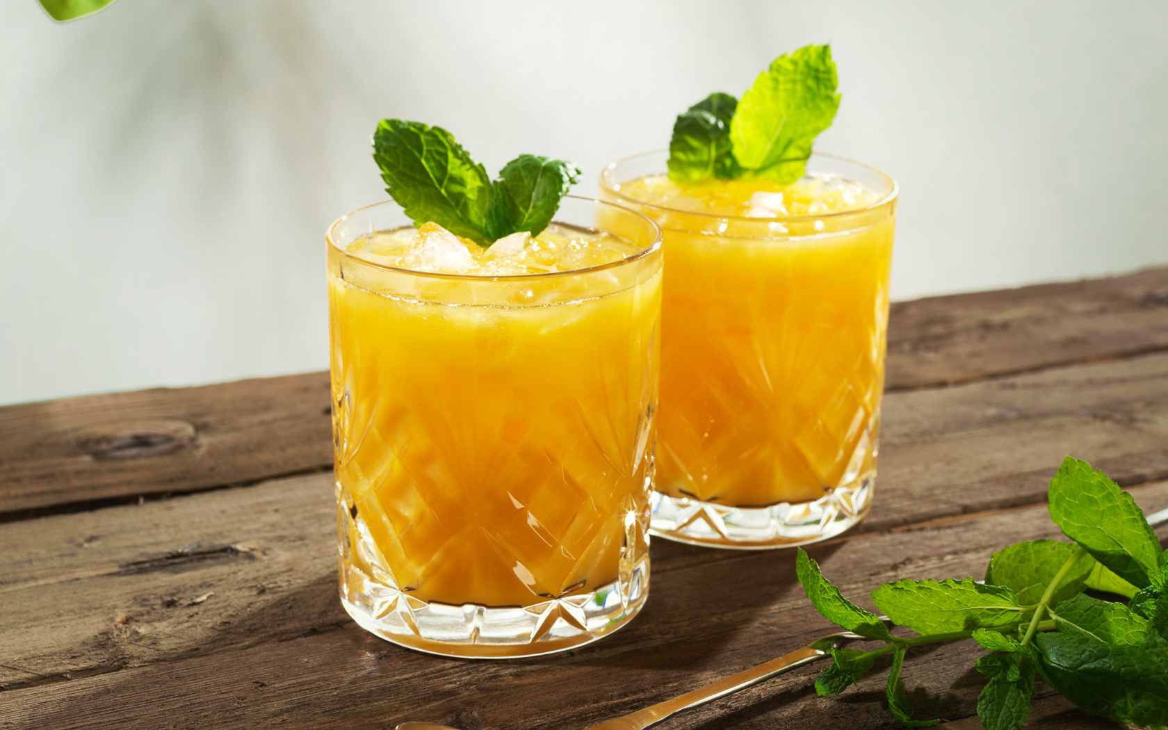 Mai Tais food and beverage photography