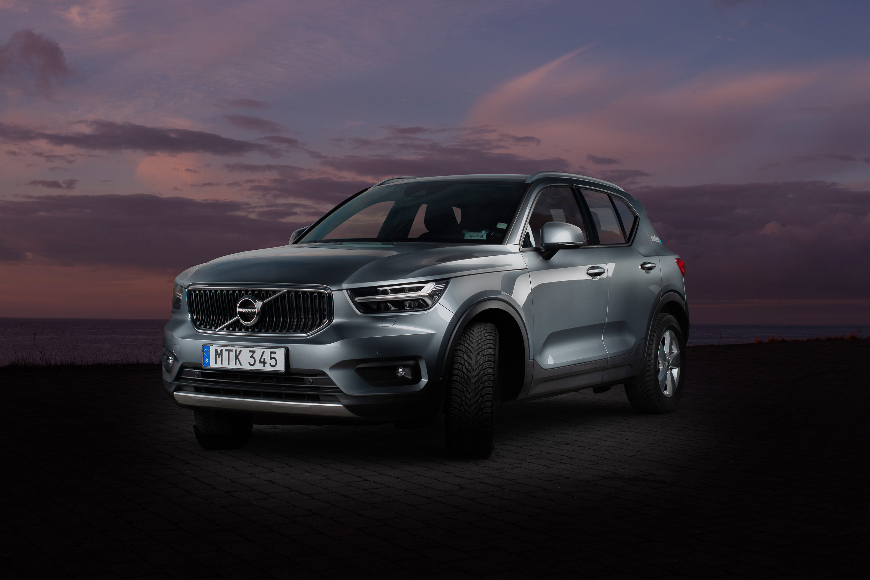 Volvo XC40 - Product and Car Photography